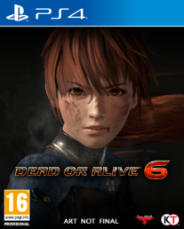 Dead or Alive 6 (PS4)