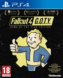 Fallout 4: Game of the Year Edition (PS4)