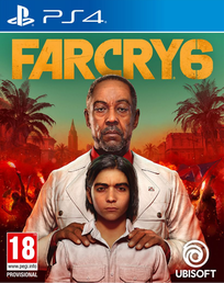 ENNAKKO (18.2.2021) Far Cry 6 (PS4/XB1/PS5/XSX)