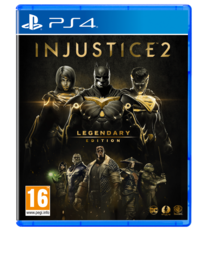 Injustice 2 Legendary Edition (PS4/XB1)