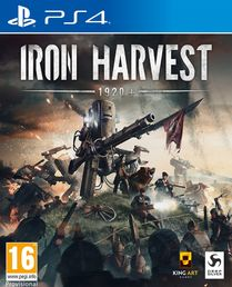 Iron Harvest 1920+ (PS4/XB1)