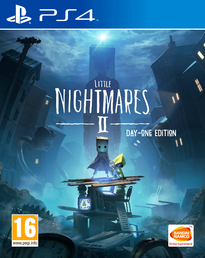 Little Nightmares 2 Day One Edition (PS4/XB1/NSW)