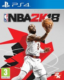 NBA 2K18 (PS4/XB1/NSW/PS3)