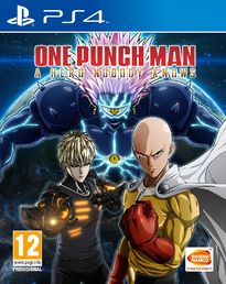 ENNAKKO (2020) One Punch Man: A Hero Nobody Knows (PS4/XB1)