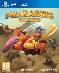 Pharaonic Deluxe Edition (PS4/XB1) + Lehden tilaus