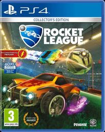 Rocket League Collector´s Edition (PS4/XB1) + Lehden tilaus
