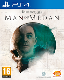 The Dark Pictures Anthology - Man of Medan (PS4/XB1)