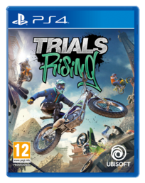 Trials Rising Gold Edition (PS4/XB1/NSW)
