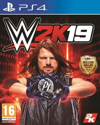 WWE 2K19 (PS4/XB1)