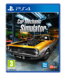 Car Mechanic Simulator (PS4/XB1)