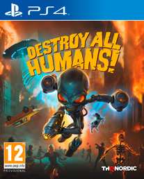 ENNAKKO (2020) Destroy All Humans! (PS4/XB1/PC)