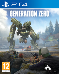 Generation Zero (PS4, XB1, PC)