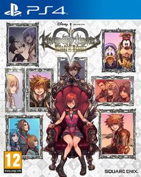 Kingdom Hearts Melody of Memory (PS4/NSW)