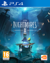 ENNAKKO (2020) Little Nightmares 2 (PS4/XB1/NSW)