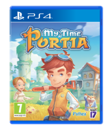 My Time at Portia (PS4, XB1, NSW)
