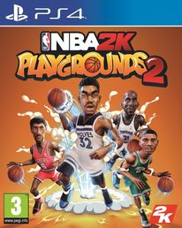 NBA 2K Playgrounds 2 (PS4/XB1)
