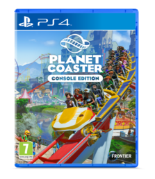 Planet Coaster Console Edition (PS4/PS5/XB1/XSX)
