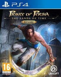 Prince of Persia: The Sands of Time Remake (PS4/XB1)
