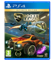 Rocket League Ultimate Edition (PS4, XB1, NSW)