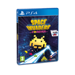 Space Invaders Forever (PS4/NSW)