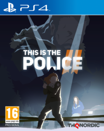 This is the Police 2 (PS4, XB1, NSW)