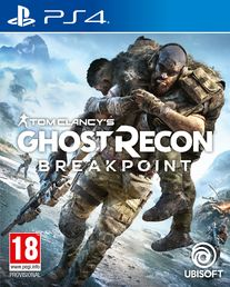 Tom Clancy's Ghost Recon Breakpoint (PS4/XB1)