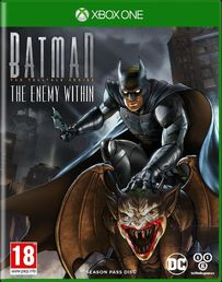 Batman The Enemy Within - The Telltale Series (PS4/XB1) + Lehden tilaus
