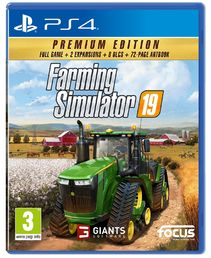 Farming Simulator 19: Premium Edition (PS4/XB1/PC)