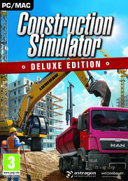 Construction Simulator - Deluxe Edition (PC)