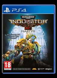 Warhammer 40 000 Inquisitor Martyr (PS4/XB1)