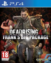 Dead Rising 4 Frank´s BIG Package (PS4)