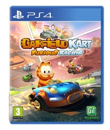 Garfield Kart - Furious Racing (PS4/XB1/NSW)