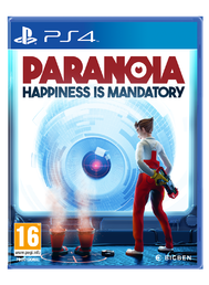 ENNAKKO (alkuvuosi 2020) Paranoia: Happiness is Mandatory (PS4/XB1/PC)