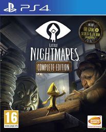 Little Nightmares Complete Edition (PS4/NSW) + Lehden tilaus