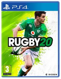 Rugby World Cup 20 (PS4)